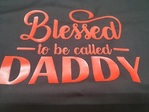 Blessed to be called daddy T-shirt or Hoodie