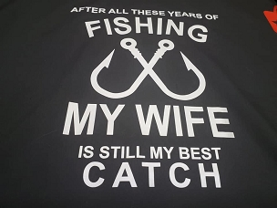 After all these years of fishing T-shirt or Hoodie