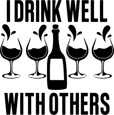 I drink well with others.