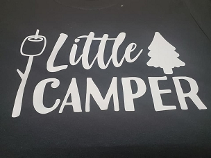 Little camper T-shirt or Hoodie