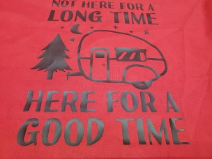 Not here for a  long time, here for a good time T-shirt or Hoodie