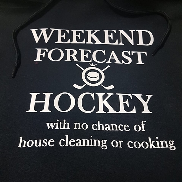 Weekend forecast for Hockey