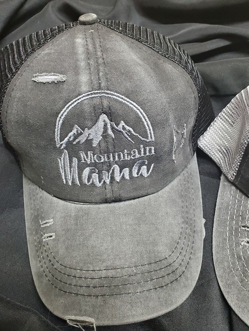 Mountain mama hat